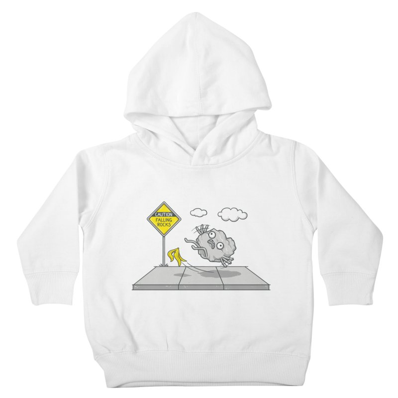 Rocky Road Kids Toddler Pullover Hoody by spookylili
