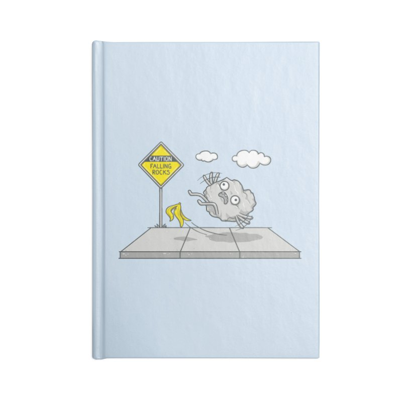 Rocky Road Accessories Blank Journal Notebook by spookylili