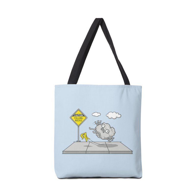 Rocky Road Accessories Tote Bag Bag by spookylili