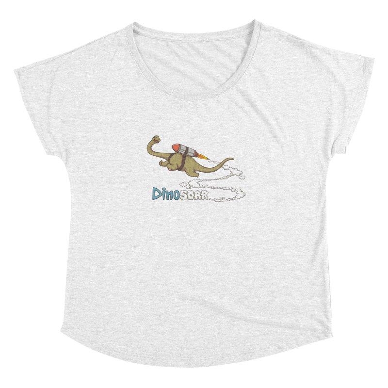 Dinosoar Women's Dolman by spookylili