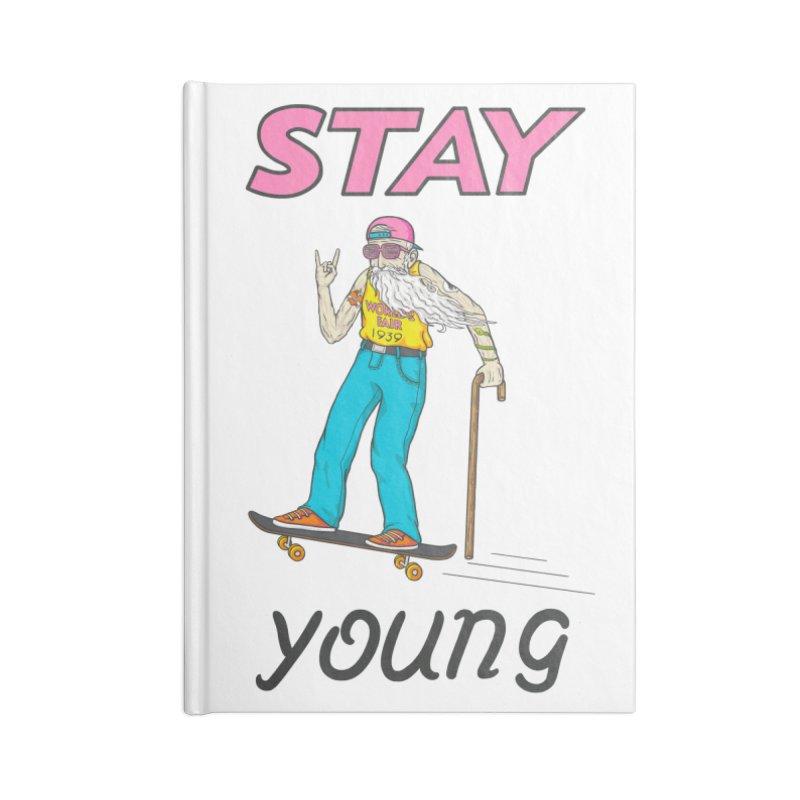 Always Board Accessories Notebook by spookylili