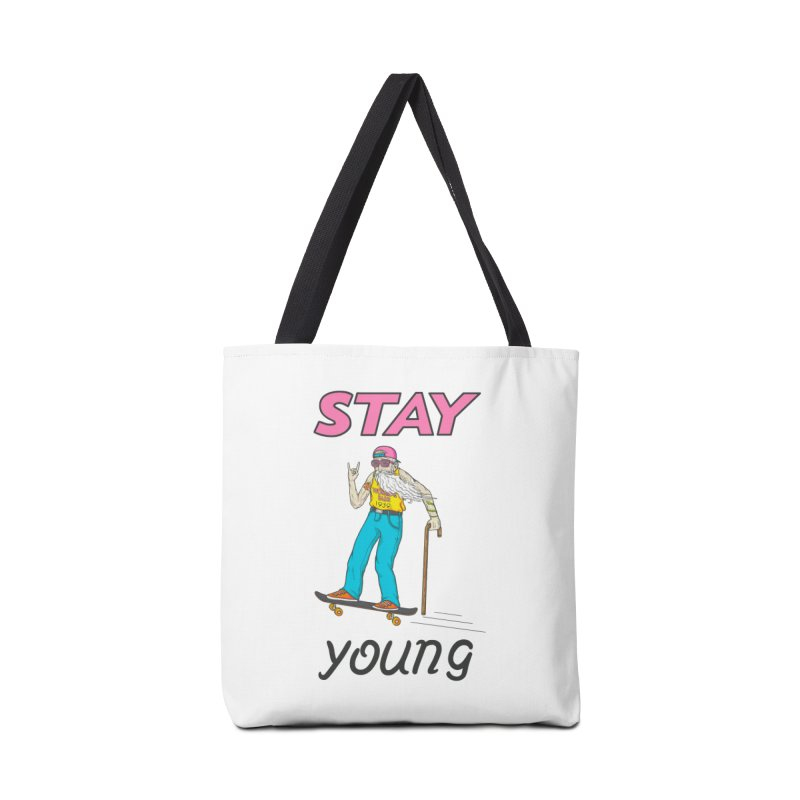 Always Board Accessories Tote Bag Bag by spookylili