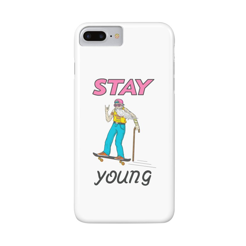 Always Board Accessories Phone Case by spookylili