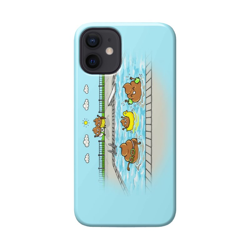 Dropping The Kids Off Accessories Phone Case by spookylili