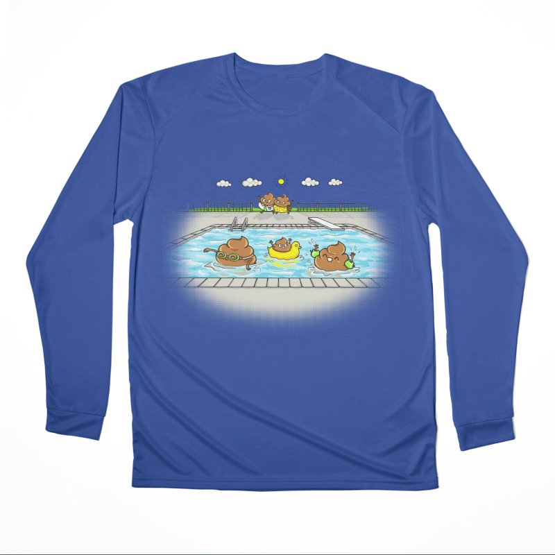 Dropping The Kids Off Men's Longsleeve T-Shirt by spookylili