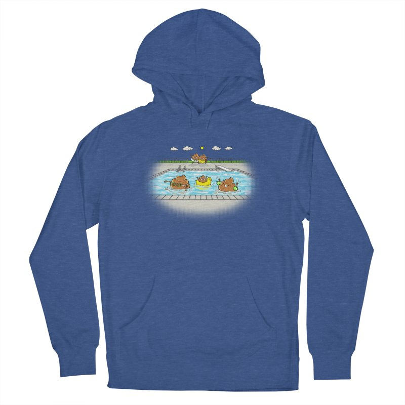 Dropping The Kids Off Men's Pullover Hoody by spookylili