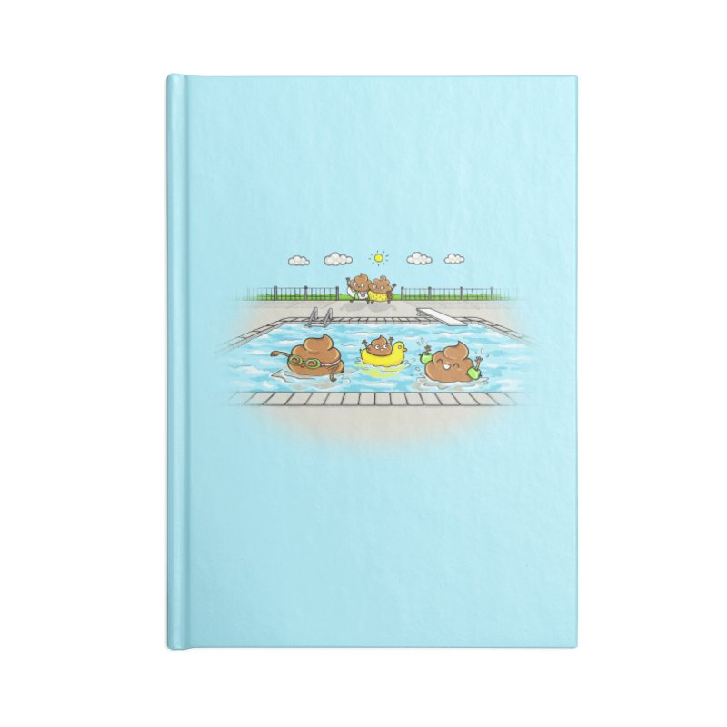 Dropping The Kids Off Accessories Notebook by spookylili