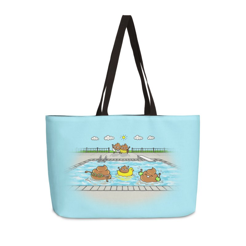 Dropping The Kids Off Accessories Bag by spookylili