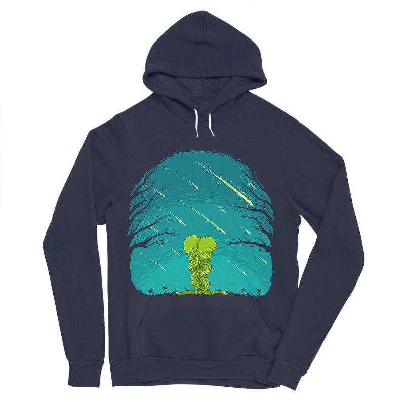 Till the End Men's Sponge Fleece Pullover Hoody by spookylili