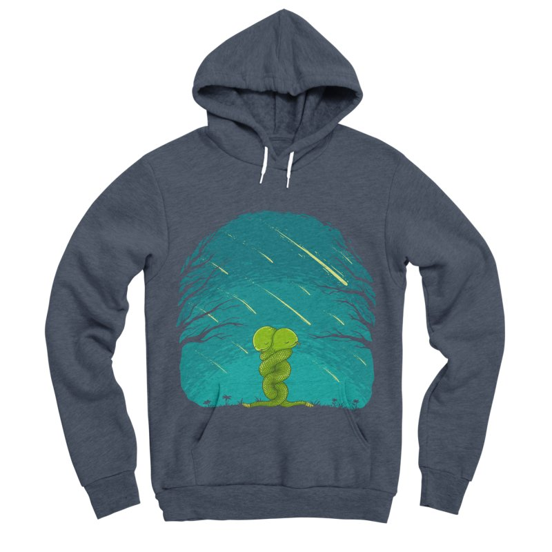 Till the End Women's Sponge Fleece Pullover Hoody by spookylili