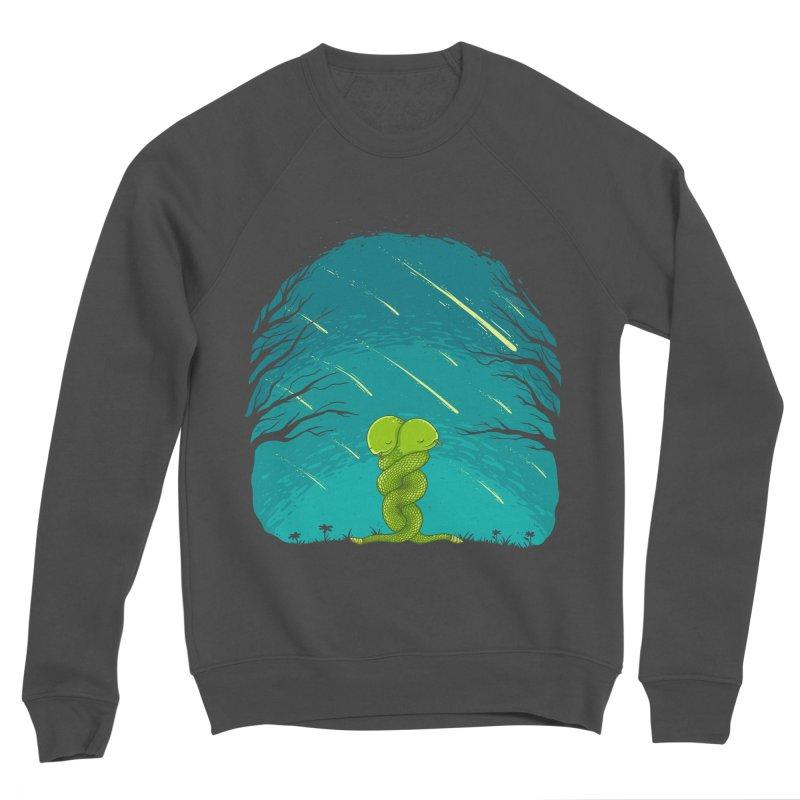 Till the End Women's Sponge Fleece Sweatshirt by spookylili