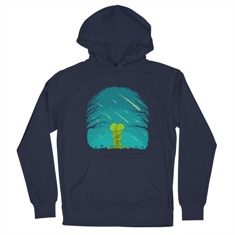 Till the End Men's Pullover Hoody by spookylili