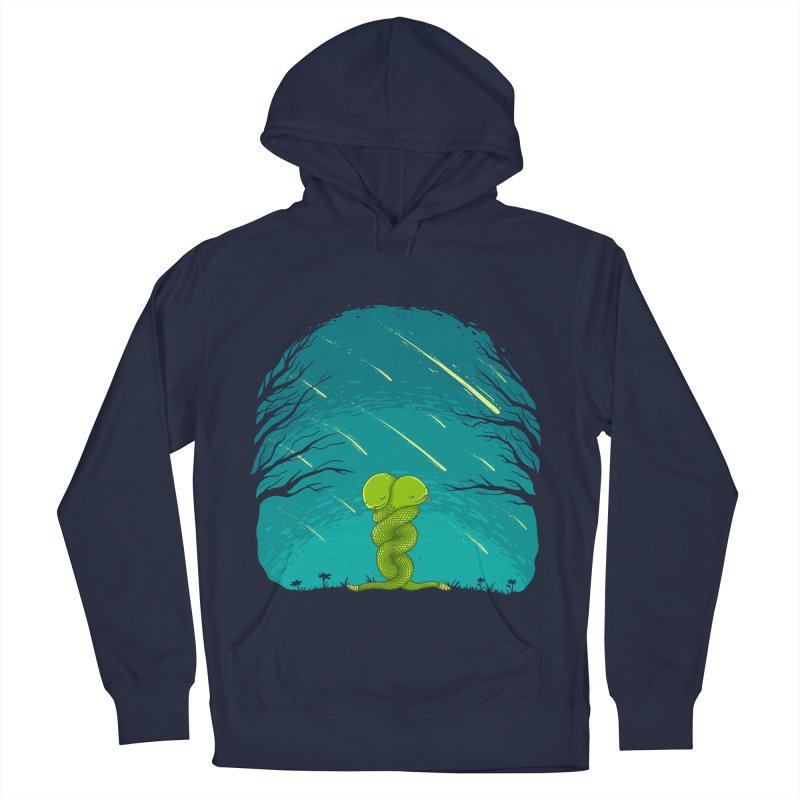Till the End Men's French Terry Pullover Hoody by spookylili