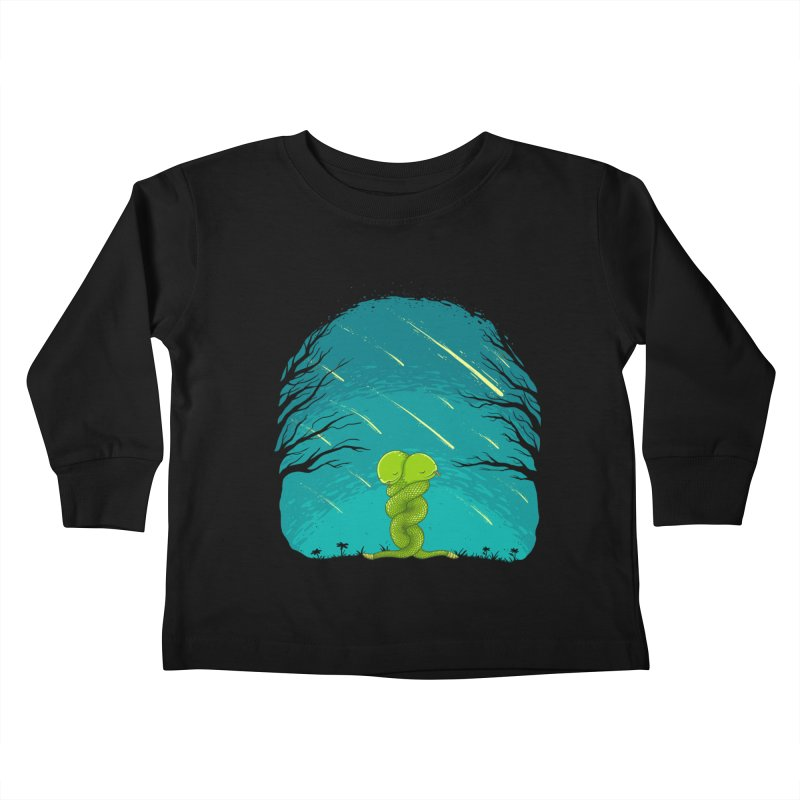 Till the End Kids Toddler Longsleeve T-Shirt by spookylili