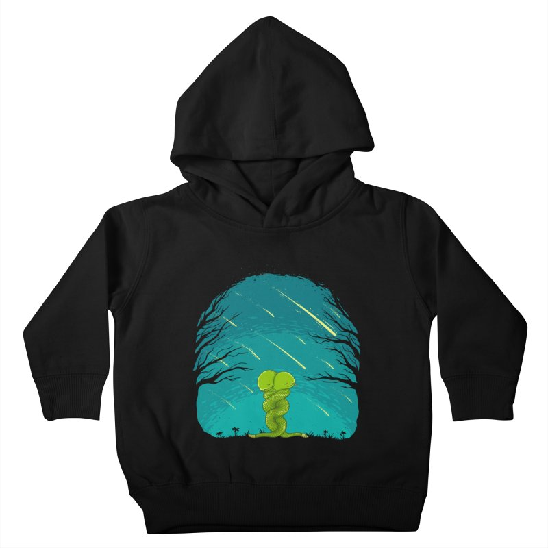 Till the End Kids Toddler Pullover Hoody by spookylili