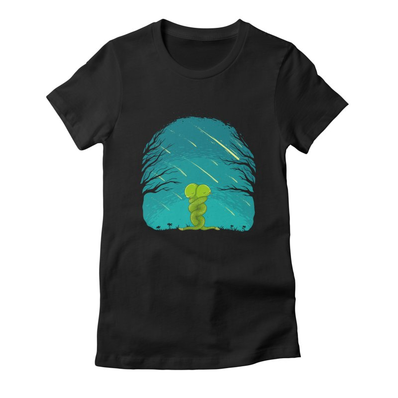 Till the End Women's Fitted T-Shirt by spookylili