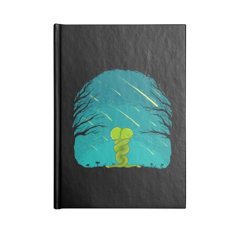Till the End Accessories Blank Journal Notebook by spookylili
