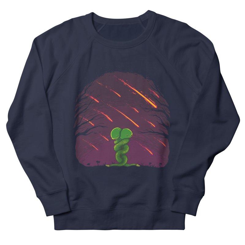 Till the End Men's Sweatshirt by spookylili