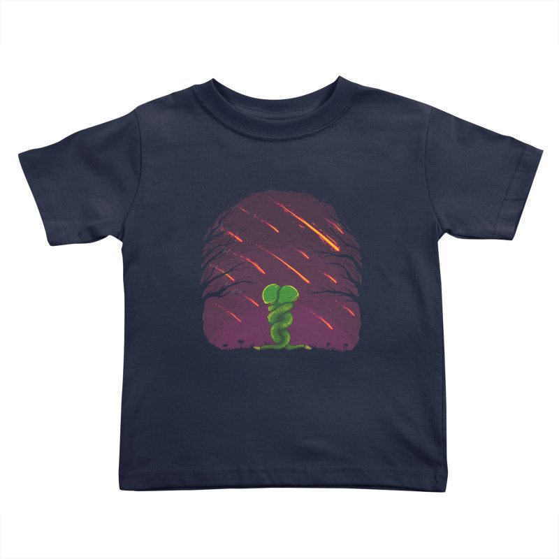 Till the End Kids Toddler T-Shirt by spookylili