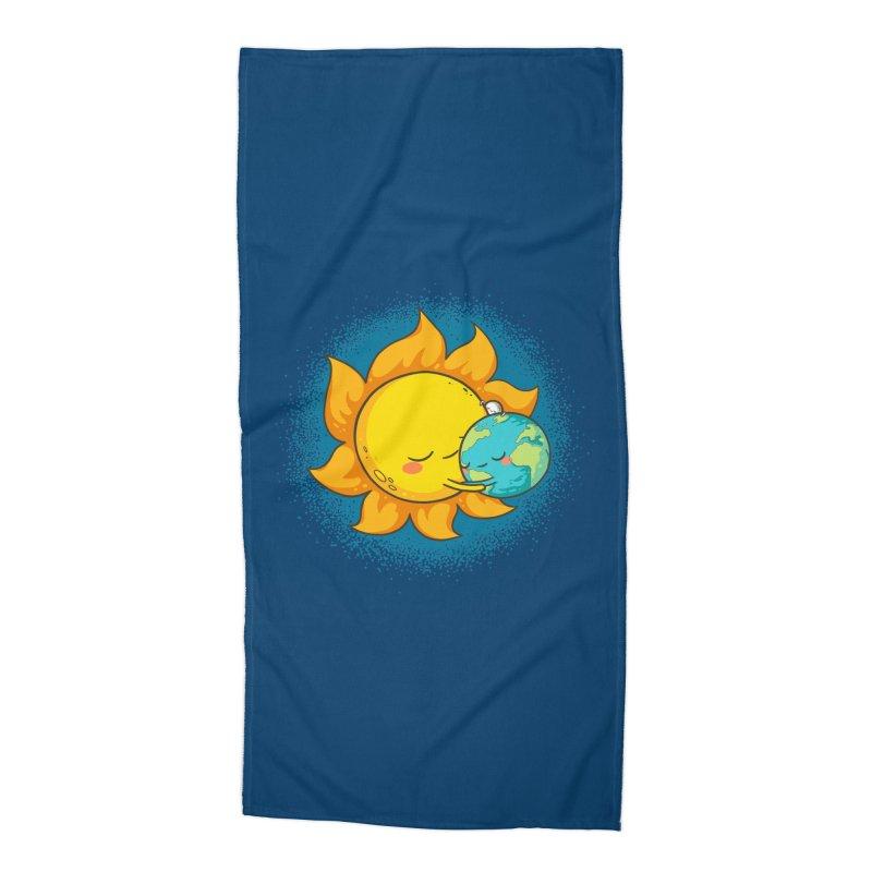 You Warm My Heart Accessories Beach Towel by spookylili