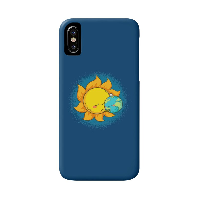 You Warm My Heart Accessories Phone Case by spookylili