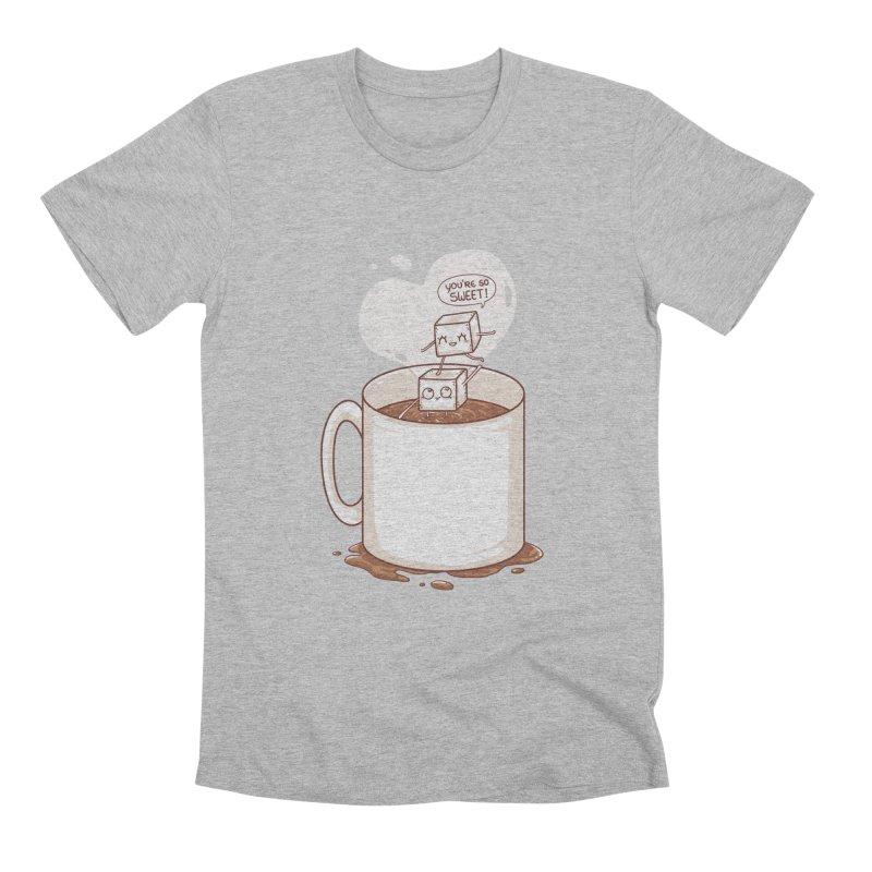 Sugar Men's T-Shirt by spookylili