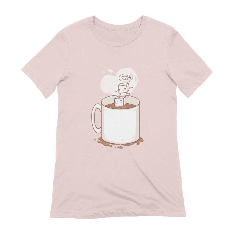 Sugar Women's Extra Soft T-Shirt by spookylili