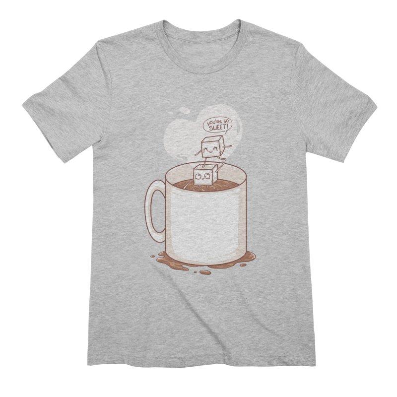 Sugar Men's Extra Soft T-Shirt by spookylili