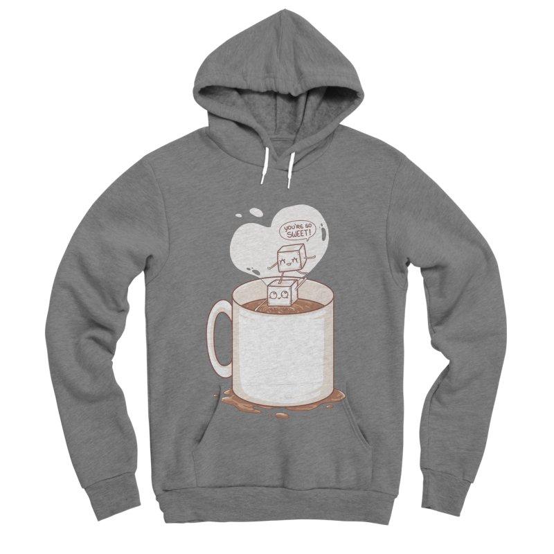 Sugar Men's Sponge Fleece Pullover Hoody by spookylili