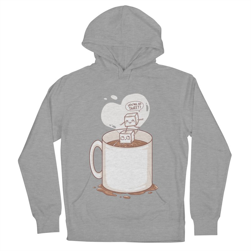 Sugar Women's French Terry Pullover Hoody by spookylili