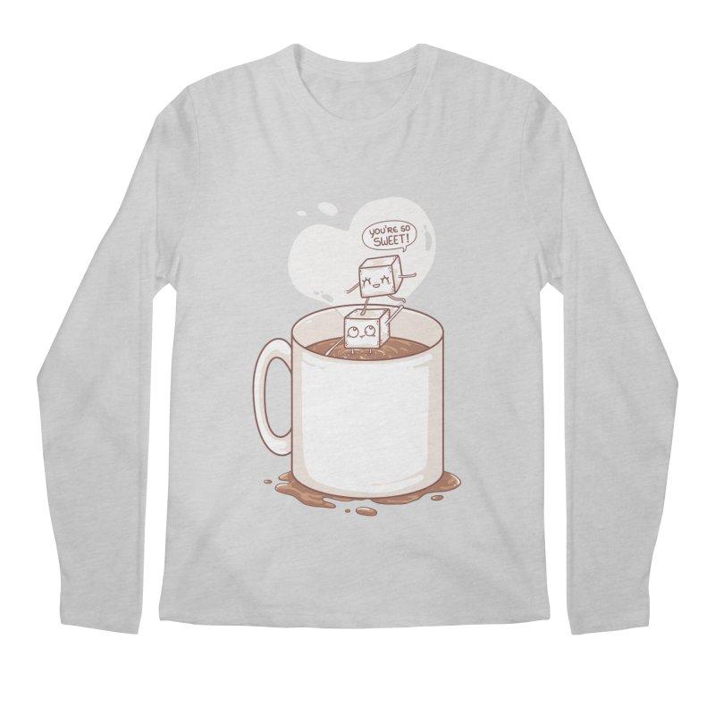 Sugar Men's Regular Longsleeve T-Shirt by spookylili