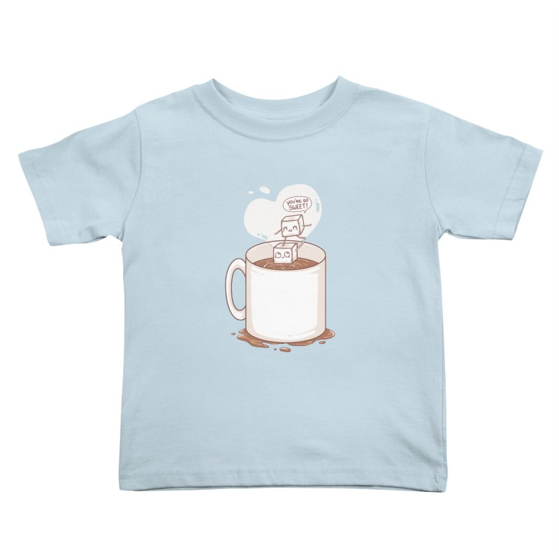 Sugar Kids Toddler T-Shirt by spookylili