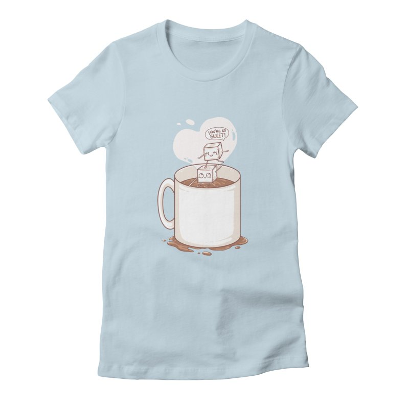Sugar Women's T-Shirt by spookylili