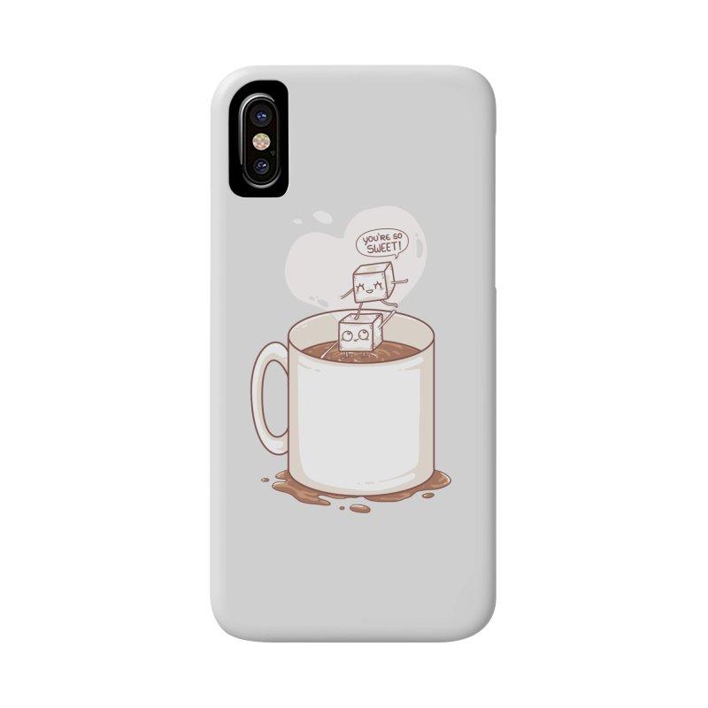 Sugar Accessories Phone Case by spookylili