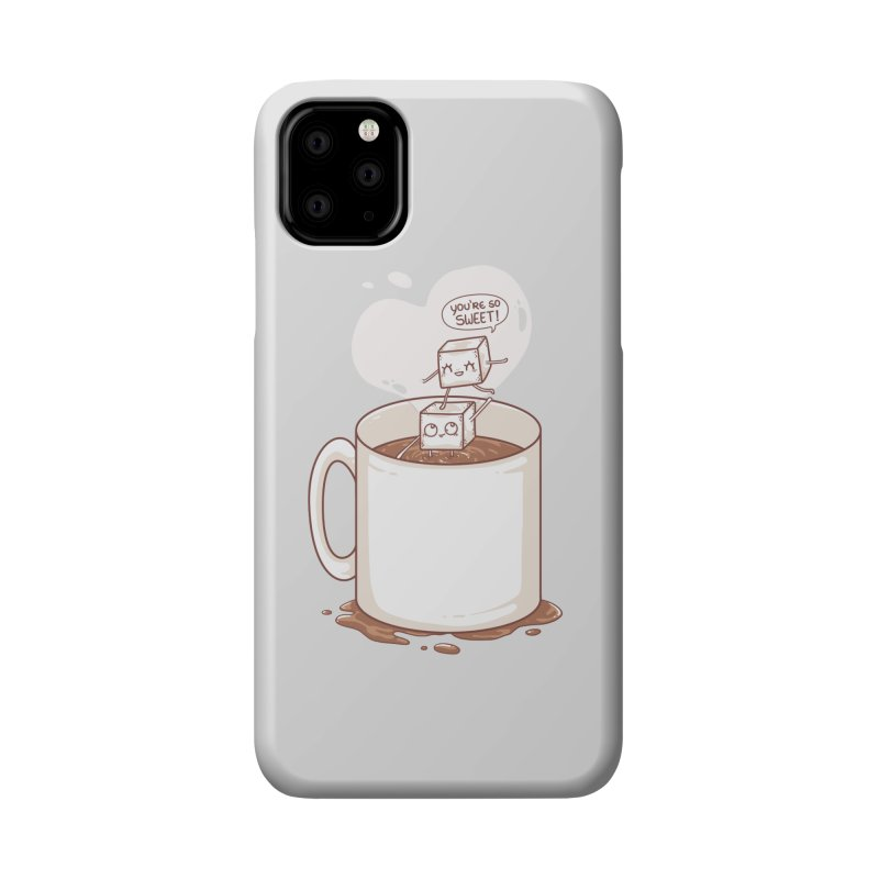Sugar Accessories Phone Case by spookylili