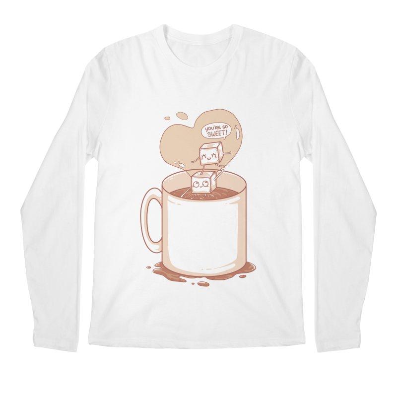 Sugar Men's Longsleeve T-Shirt by spookylili