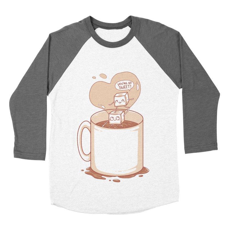 Sugar Women's Baseball Triblend T-Shirt by spookylili
