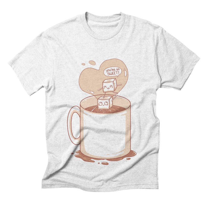Sugar Men's Triblend T-shirt by spookylili