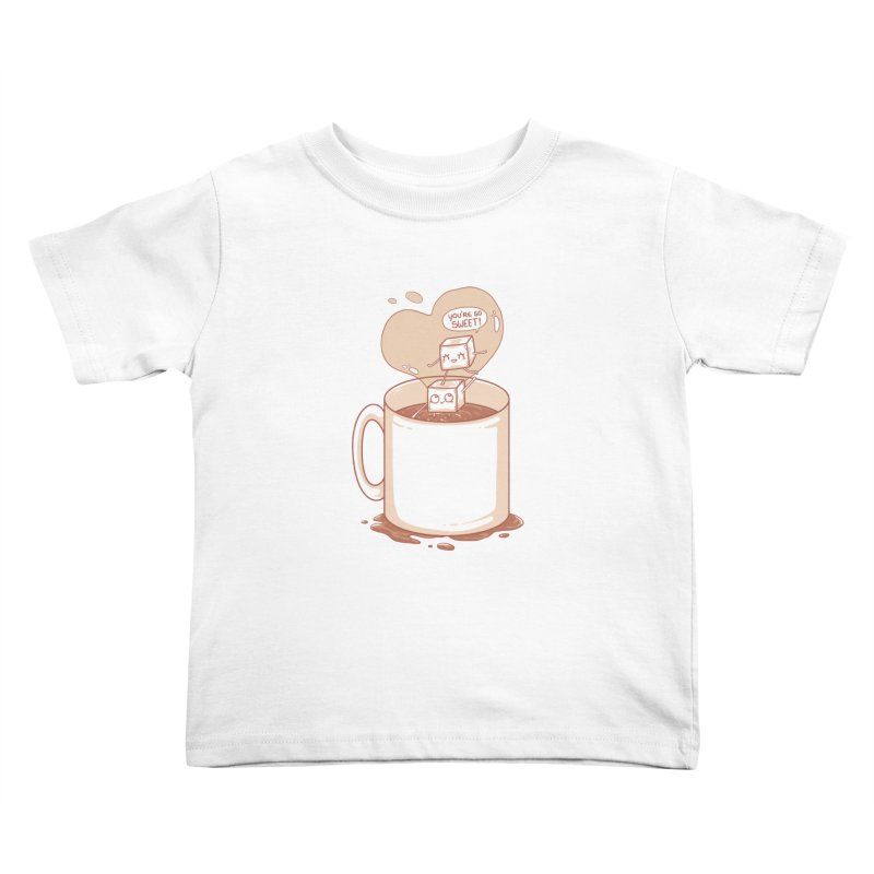 Sugar Kids Toddler T-Shirt by spookylili