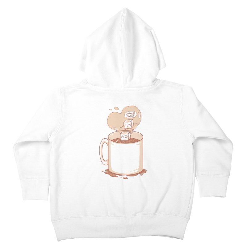 Sugar Kids Toddler Zip-Up Hoody by spookylili