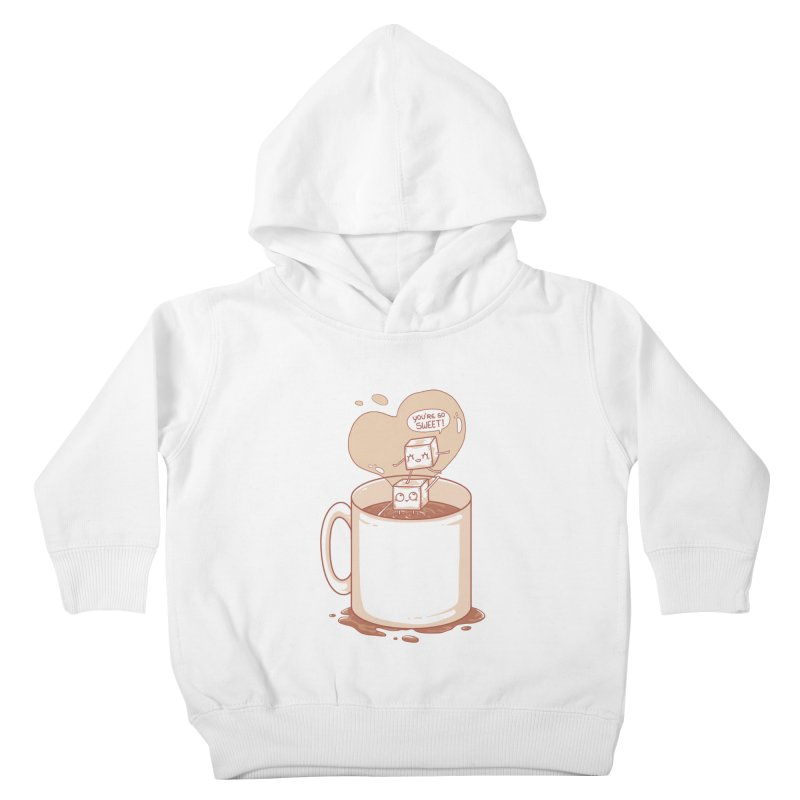 Sugar Kids Toddler Pullover Hoody by spookylili