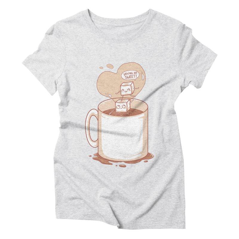 Sugar Women's Triblend T-Shirt by spookylili