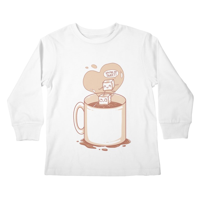 Sugar Kids Longsleeve T-Shirt by spookylili