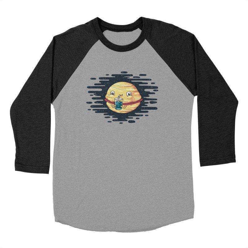 Faturn Women's Baseball Triblend Longsleeve T-Shirt by spookylili