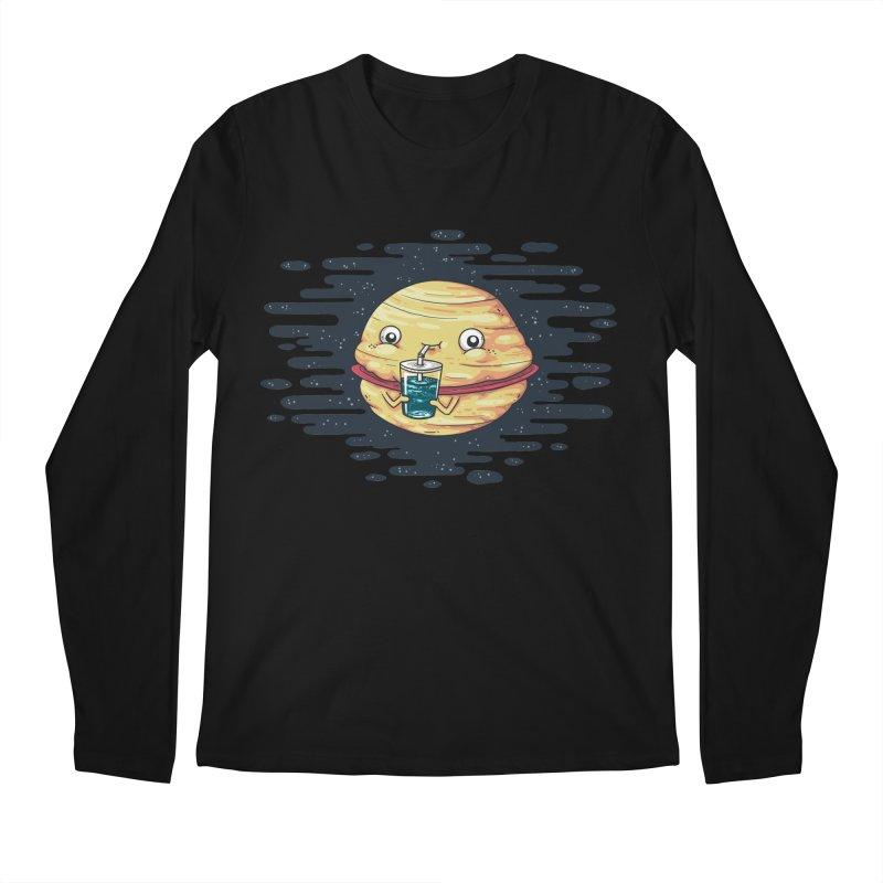 Faturn Men's Regular Longsleeve T-Shirt by spookylili