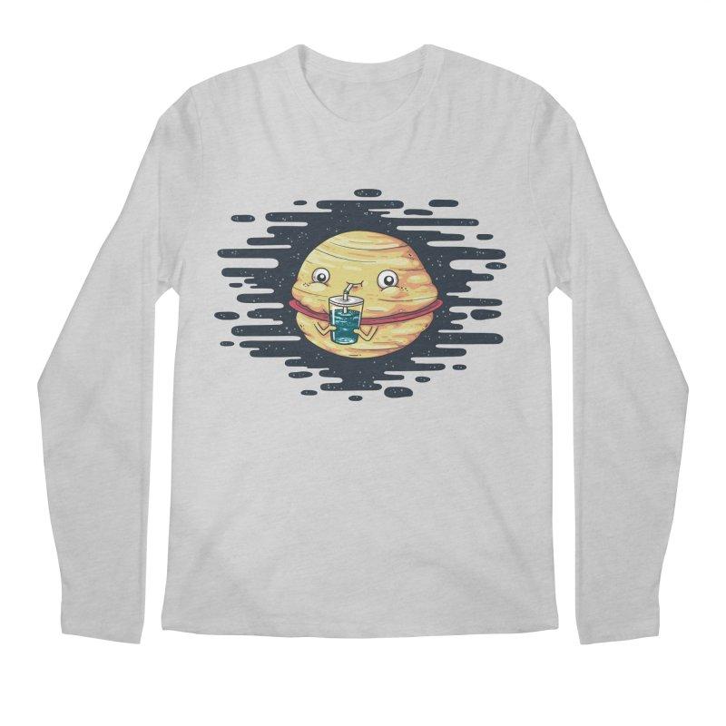 Faturn Men's Longsleeve T-Shirt by spookylili