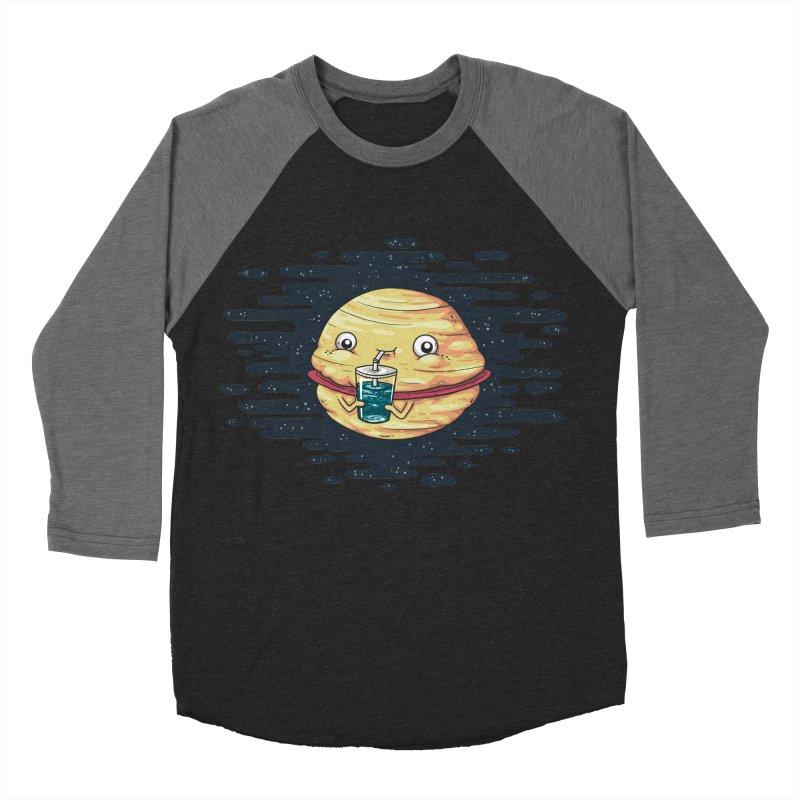 Faturn Men's Baseball Triblend T-Shirt by spookylili