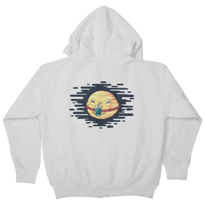 Faturn Kids Zip-Up Hoody by spookylili