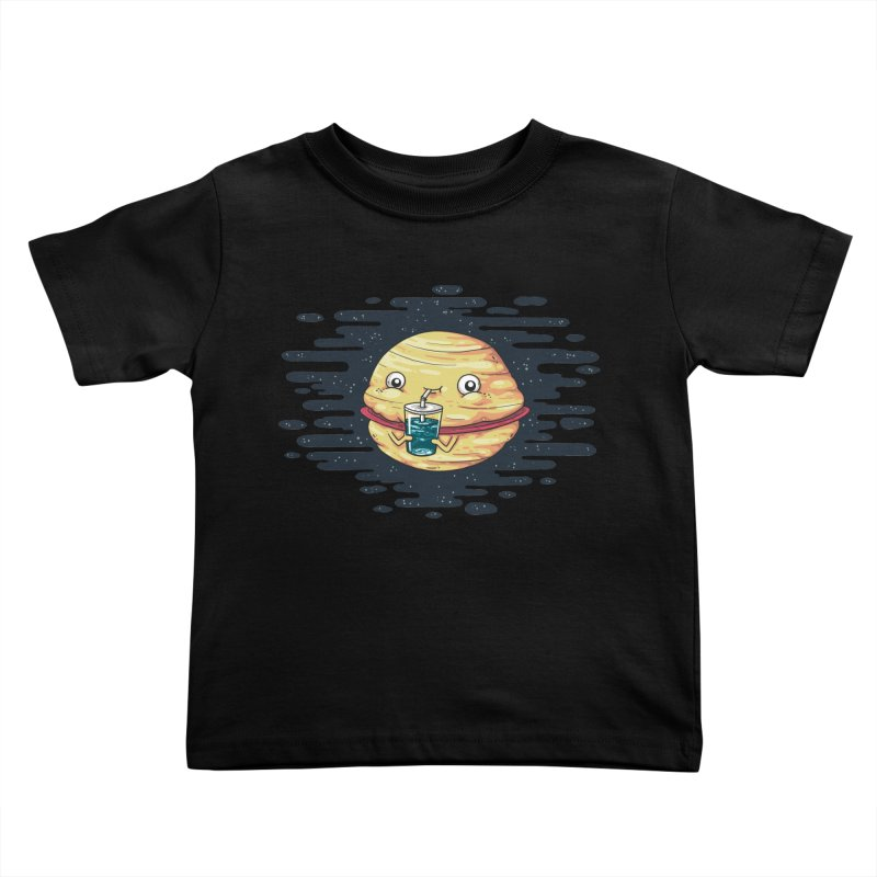 Faturn Kids Toddler T-Shirt by spookylili