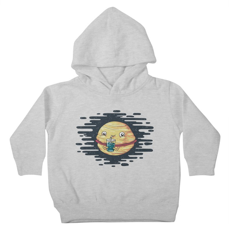 Faturn Kids Toddler Pullover Hoody by spookylili